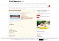 Bangkok Thai Wellness Massage