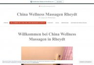 China Wellness Massagen