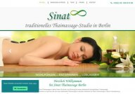 Sinat Thaimassage – traditionelle Thai-Massage mitten in Berlin
