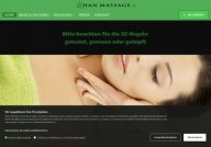 Traditionelle chinesische Massage - Han Massage in Wien