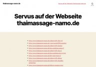 Kim Thaimassage und Wellness in Borna