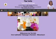 Thai Smile - Thaimassage Ramstein
