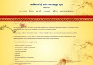 Asia Massage in Amersfoort Utrecht