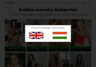 Erotic massage in heart of Budapest