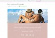 Naturalist naked massages Lisbon