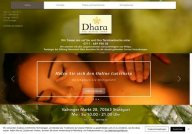 Dhara Thai Massage Studio 5 in Stuttgart