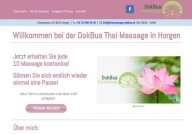 DokBua Thai Massage