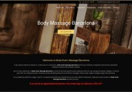Body Massage Barcelona