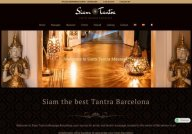 Erotic and therapeutic massages in Barcelona   Siam Tantra