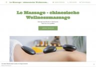 Le Massage - chinesische Wellnessmassage