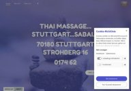 Sabai Massage in Stuttgart