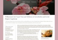 Nuad Thai und Wellness Massagen in Gersthofen