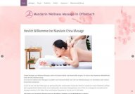 Mandarin Wellness Massage Offenbach
