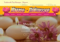 Traditionelle Thai Massagen - Mayuree