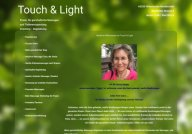 Welcome | Touch and Light now - Wiesbaden-Nordenstadt-Tel. 0160/966 080 64