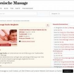BM - China  Massage Studio Bergheim