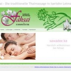 Fahsai - Traditionelle Thai-Massage