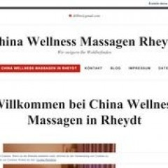 MG - China Wellness Massagen
