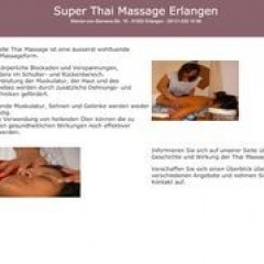 Super Thai Massage Erlangen