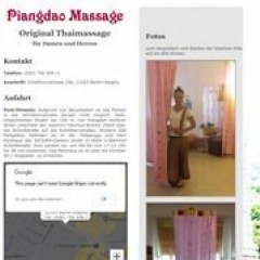 B - Piangdao Massage | Berlin