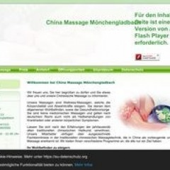 MG - China Massage Mönchengladbach