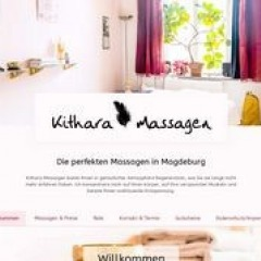 MD - Kithara Massagen Magdeburg: Ihr Massagestudio