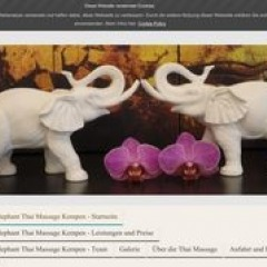 VIE - White Elephant traditionelle Thaimassage Kempen