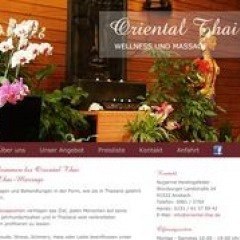 Thai-Massage und Wellness in Ansbach