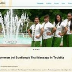SAD - Bunliang's Thai Massage in Teublitz