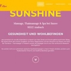 AN - Sunshine  Massage, Thaimassage & Spa bei Sunee in 91522 Ansbach