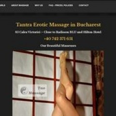Bukarest - Tantra Erotic Massage in Bucharest