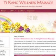 D - Traditionelle chinesische Massage in Düsseldorf - Yi Kang Massage Düsseldorf