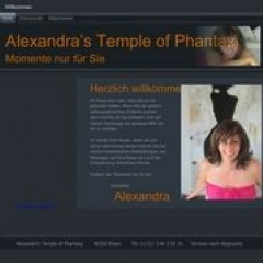 E - Alexandras Temple of Phantasy - Wellness Massagen in Essen