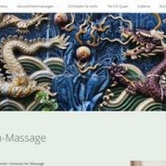 MA - Jasmin's traditionelle chinesische Massage Mannheim - China-Japan-Massage